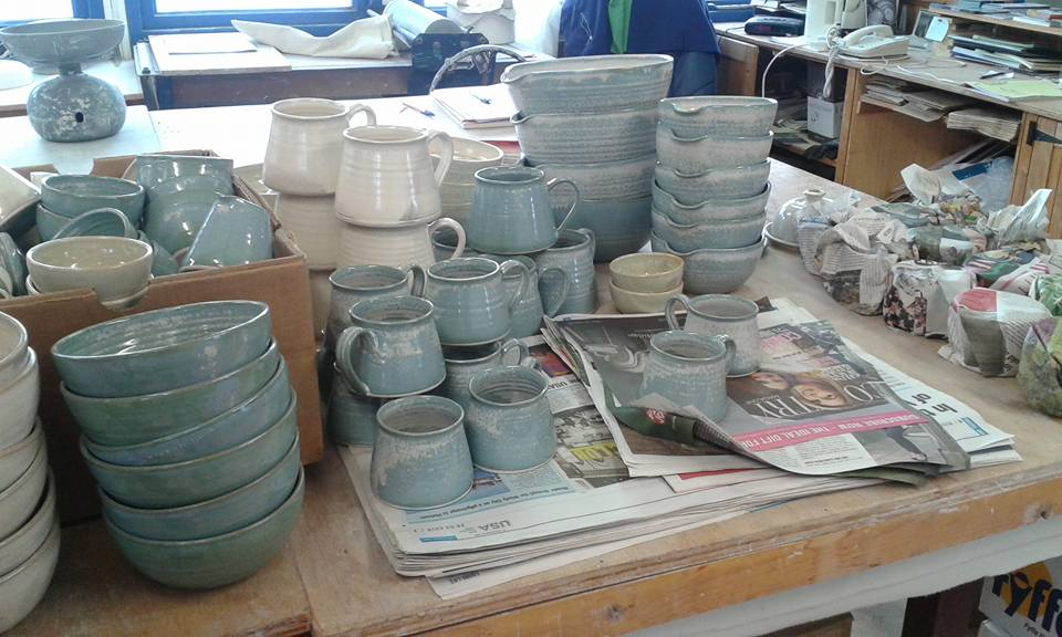 Pottery Studio Ireland
