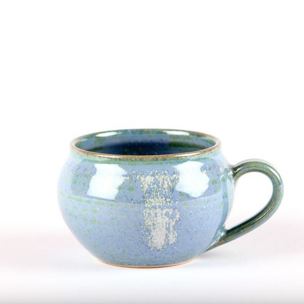 Handmade Irish Ceramic Cup