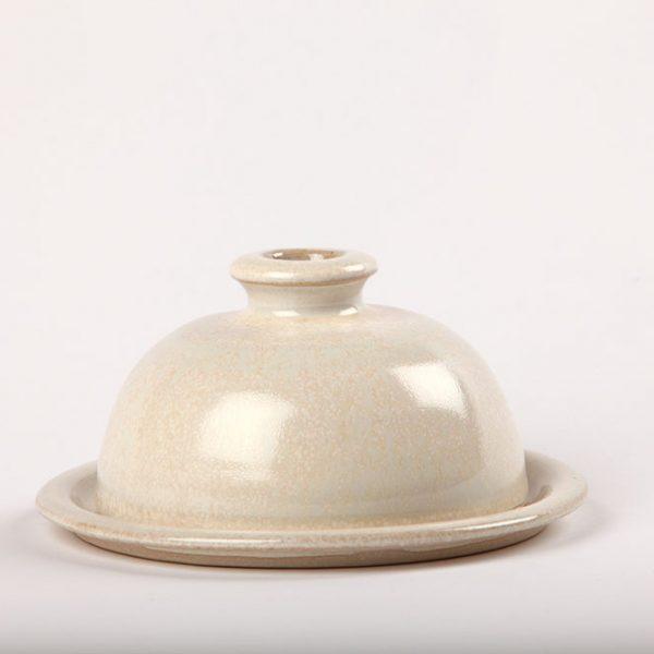 Bespoke ceramic butterdish