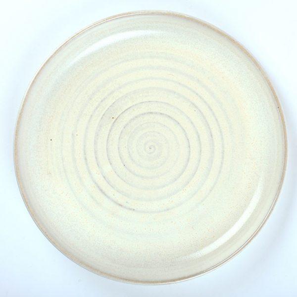 Ceramic Flat Platter