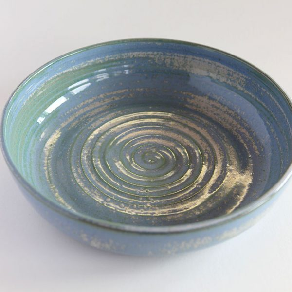 Handmade Large Pottery Serving Bowl