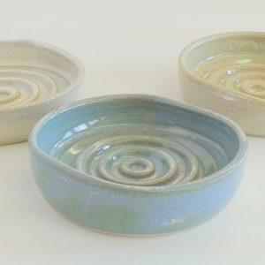 Handmade ceramic Soapdish