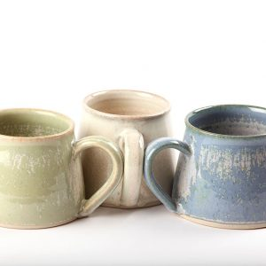 Functional Irish Handmade Ceramic Mugs