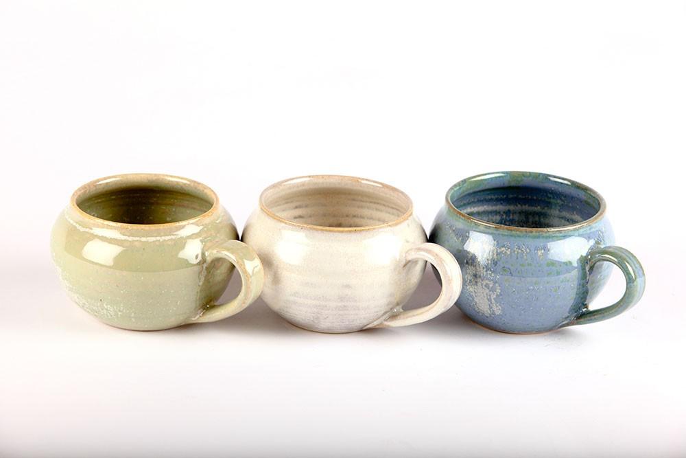 Functional Bespoke Mug Irish Pottery