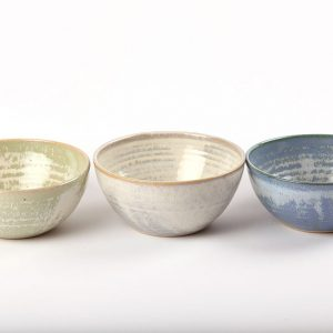 Perfect Set of Ceramic Bowls