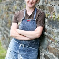 Irish Potter Helen Ennis