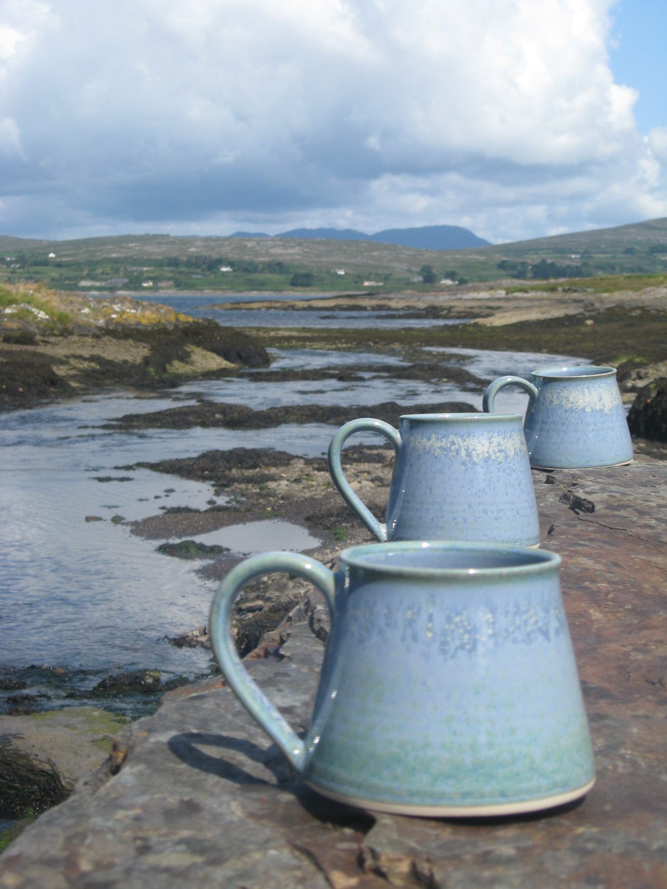 Handmade Irish Mugs