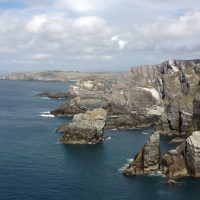 Stunning Irish Coastline